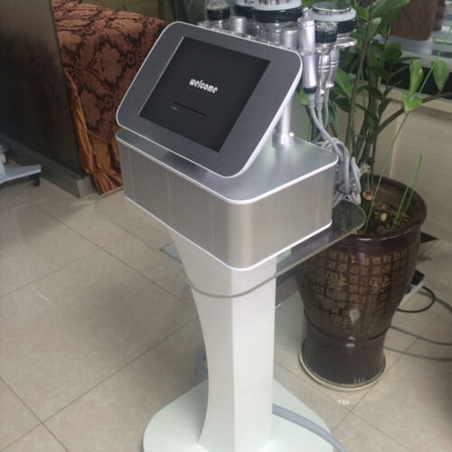 40K Cavitation Vacuum Bipolar Multipolar Radio Frequency Bio Body Contour Shape