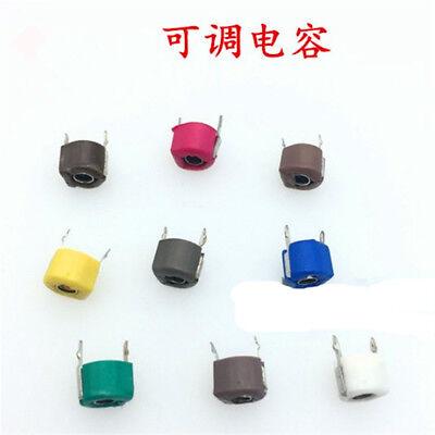 20pcs 6x6mm 51020304050120 Ceramic Trimmer Capacitor Adjustable Capacitor