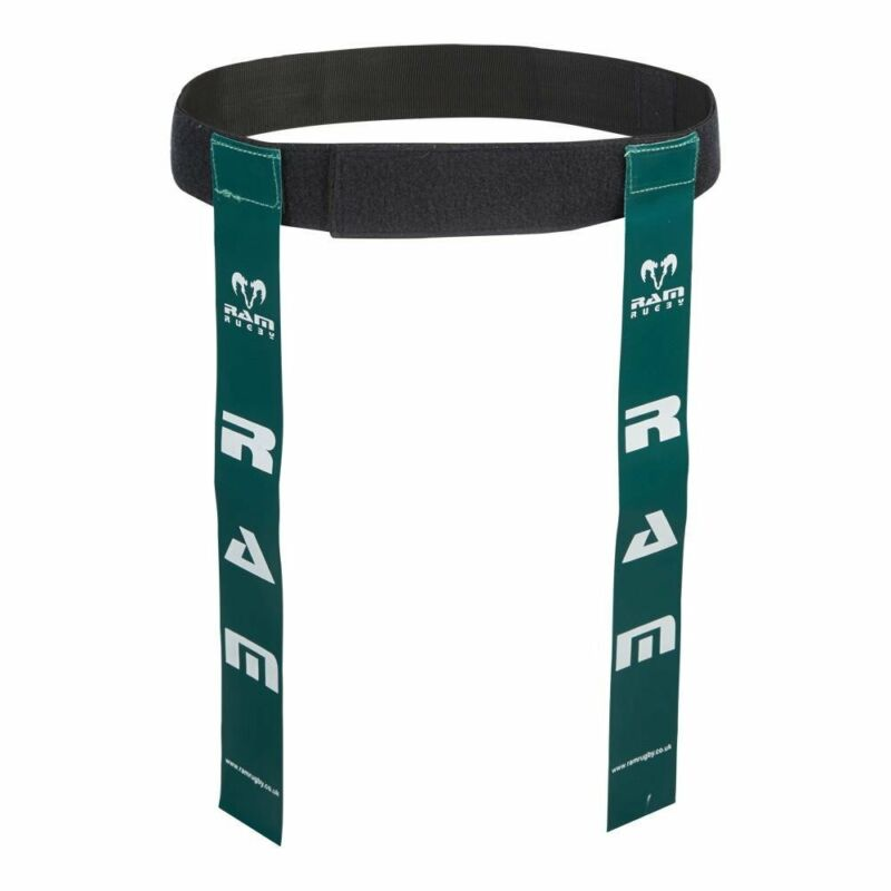 Ram Rugby Tag Belt Set