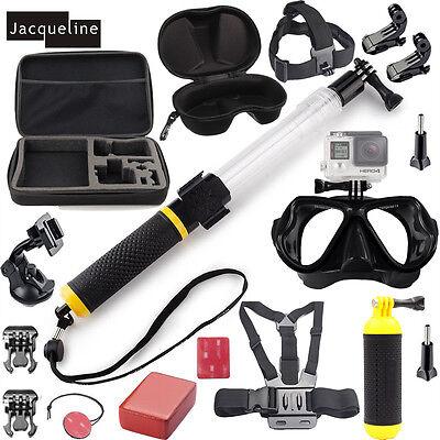 Diving Underwater Accessories Kit for Gopro Hero 7 6 5 4 sitting 3+ SJCAM/EKEN