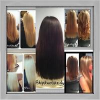 ***Fusion Hair Extensions***