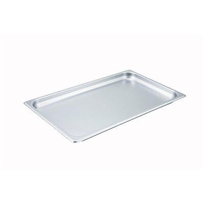Winco Spf1 1.5-inch Deep Full-size Steam Table Pan 25 Gauge Nsf
