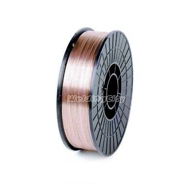 Weldingcity Er70s-6 11-lb Mild Steel Mig Welding Wire .030 0.8mm Us Seller