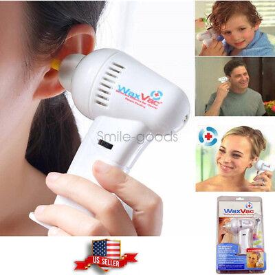 Original WaxVac Ear Cleaner Wax Remover Wax Vac As Seen On TV Brand