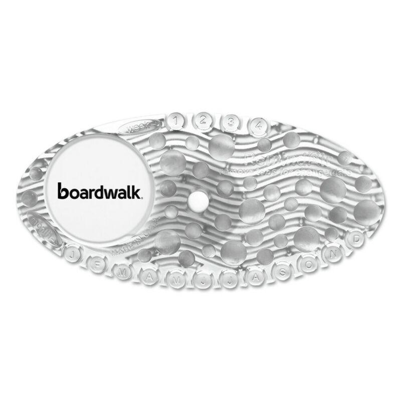 Boardwalk CURVEMAN 10-Pc/BX Mango Frag Solid Curve Air Freshener - CLR New