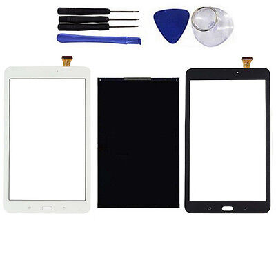 For Samsung Galaxy Tab E 8.0 SM-T377 T377 Touch Screen Digitizer Display + Tools