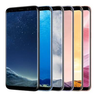 Samsung Galaxy S8+ Plus - 64GB - Unlocked Verizon / AT&T / T-Mobile - Smartphone