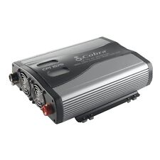 Cobra CPI1575 3000W 12V DC to 120V AC Car Power Inverter, 3 Outlets and USB