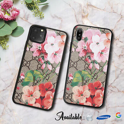 Case Fit iPhone 6 8 X XR XS Guccy45rCases 11 Pro Max/Samsung Galaxy S10Rose