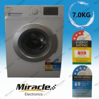 All-metal Body Intelligent 7KG Top Loader Washing Machine