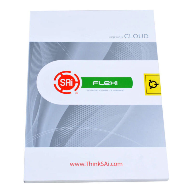 Flexi STARTER 11 Liyu Cutting Plotting Software -Cloud Edition Version