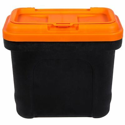 Pet Food Storage Container Cat Dog Bird Dry Food Box 15kg Bin With Scoop