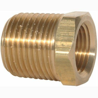 Compressor Pneumatic Plumbing Reducer Bushing 12 Npt 0.840 X 14 Npt 0.540