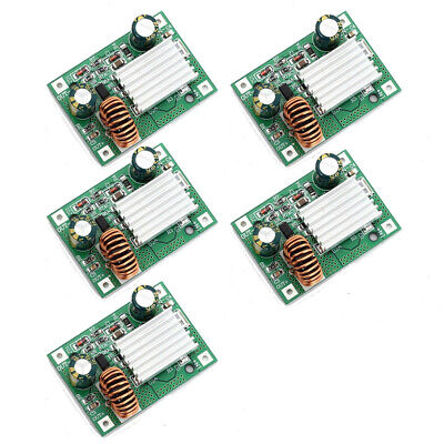 5x Step Down Power Supply Module Converter Non-isolated 24364872v To 12v 3a