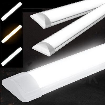 LED Röhre Tube 30/60/90/120cm Leuchtstoffröhre Lichtleiste Deckenleuchte Lampe ()