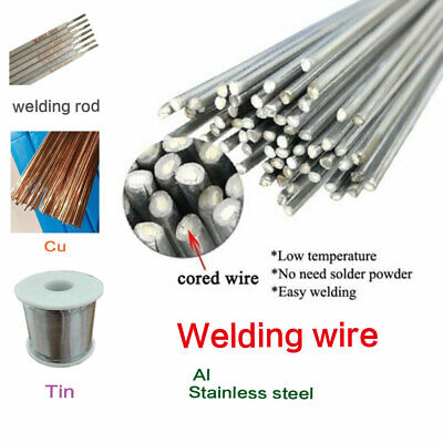 Aluminum Wire Brazing Solution Welding Flux-cored Rods Low Temperature Welding