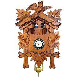Alexander Taron DeGraff Cuckoo Clock, Wood