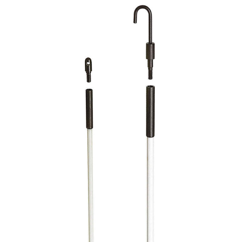 Cable Pulling Fishing Pole,3/16 In,30 ft 31-633