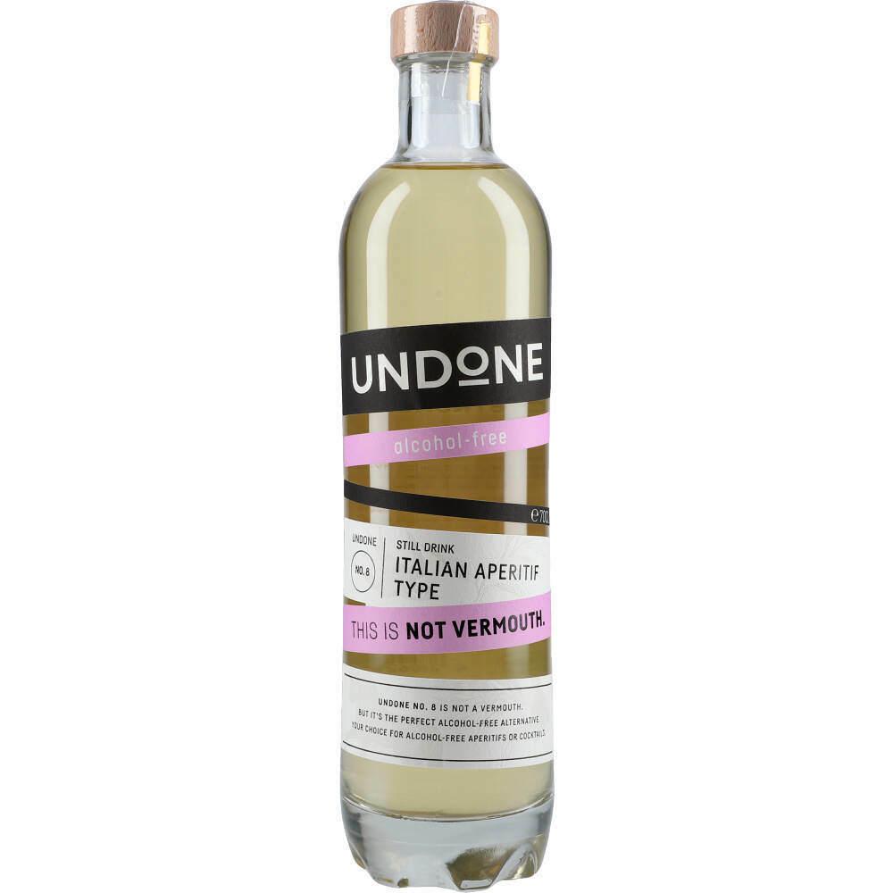 Undone No.8 alcfree Vermouth 0,7 ltr.