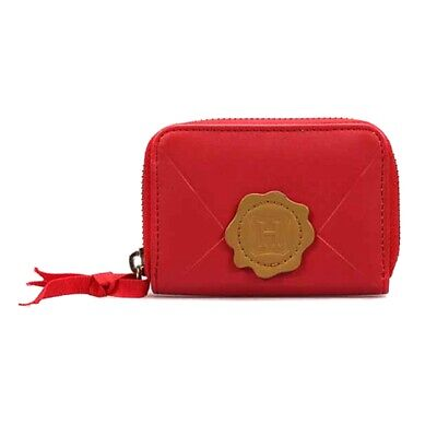 Genuine Harry Potter Letters Howler Small Zipped Coin Purse Wallet Ron Weasley
