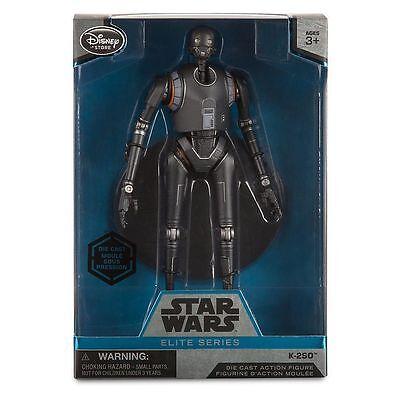 Disney Store Star Wars Rouge One K-2SO Elite Series Die Cast Action Figure NIB  (Star Wars K)