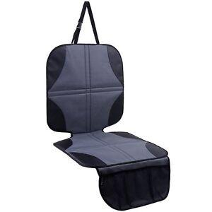 ohuhu car seat protector infant cover mat baby pad waterproof duomat black new - Car Seat Cushions