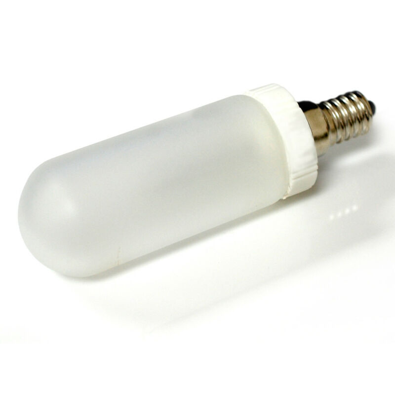 120V 150 watt JDD Type E14 Frosted Halogen Light Replacement Modeling Bulb