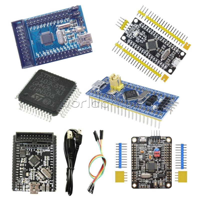 Stm32f103c8t6 Stm32 Minimum System Cortex-m3 Development Core Board For Arduino