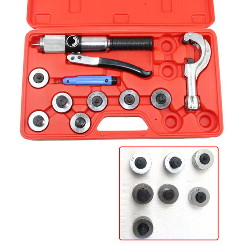 Hydraulic Tube Expander ToolsKits 7 Lever for Soft Copper / Aluminum / Titanium