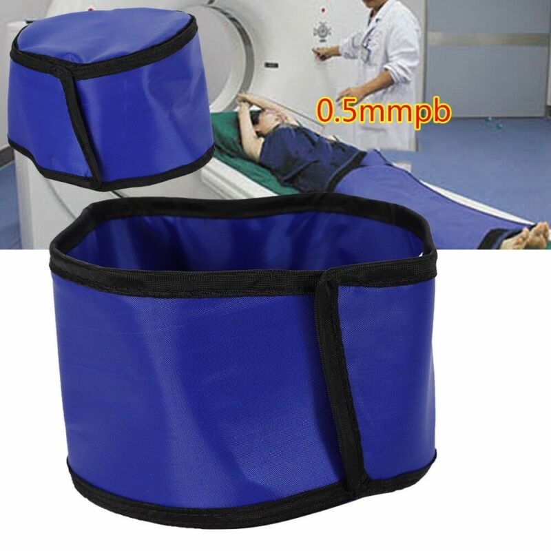 X-ray Inspection Radiation Protection Hat 0.5mmpb Lead Rubber  for  Doctors