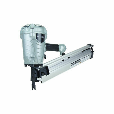Hitachi 2 In. To 3-12 In. Collated Framing Nailer Nr90aes1 Recon
