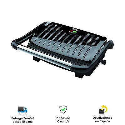 Multi Grill eléctrico plancha y parrilla - Revestimiento antiadherente