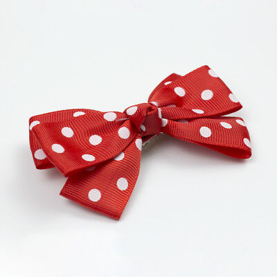 Lovely Bow Hair Clip For Reborn Doll Toddler Girl Headwear Accessories (Ts Love Doll)