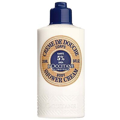 L'occitane Shea Butter Ultra Rich Shower Cream 8.4oz/238g [Free USA Shipping]