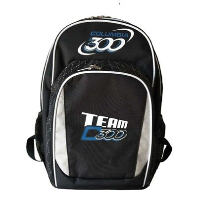 Team Columbia Bowling Ball Company Back Pack Color Black