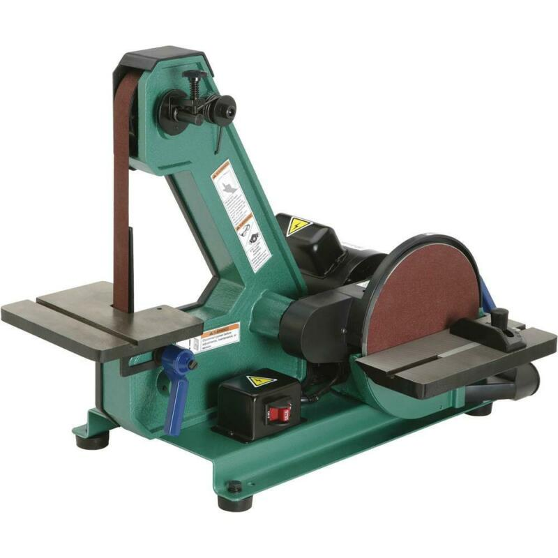 "Grizzly H8192 1"" x 42"" Belt / 8"" Disc Combo Sander"