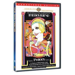 THE BOY FRIEND. Twiggy musical (1971). Region free. New DVD.