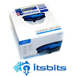 DEEPCOOL GAMMA ARCHER CPU HEATSINK  & 120MM FAN INTEL 1150 1151 1155 1156 & AMD
