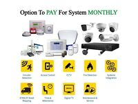 Security and Fire Systems - Pay Monthly options available
