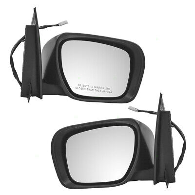 07 08 09 10 11 12 Mazda CX-7 Set of Side View Power Mirrors Heated Signal Lamp