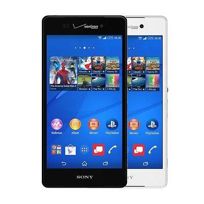 Sony SD6708 Xperia Z3V 16GB Verizon Wireless 4G LTE Android WiFi Smartphone