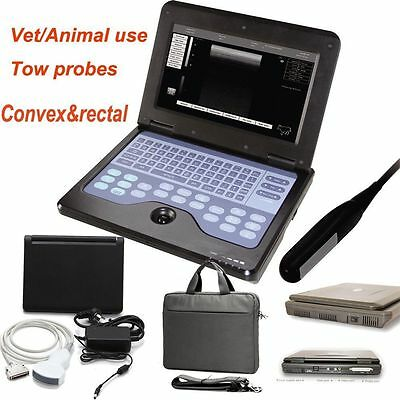 Veterinary Portable Digital Cms600p2 Laptop B-ultra Sound Scanner Linearconvex