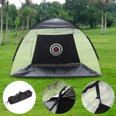 New Golf Practice Net For Golfer Practicing Outdoor Small Space Garden UK