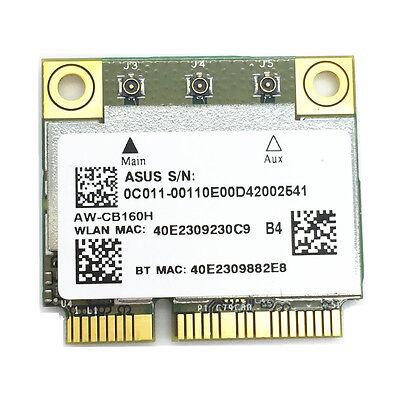 Broadcom Bcm94360hmb Azurewave Aw Cb160h 1300Mbps 802 11Ac Wifi Card   Bt 4 0