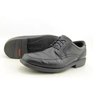 Rockport Sl2 Apron Toe Men Men Men US 11.5 schwarz Oxford UK 11 EU 46 Pre ... 5018c5