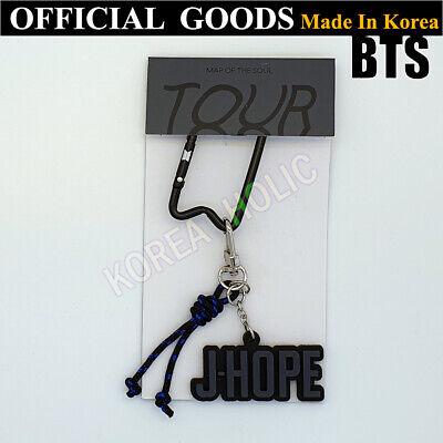 BTS Map Of The Soul Tour Initial Keyring J-HOPE OFFICIAL GOODS Bangtan Boys Kpop
