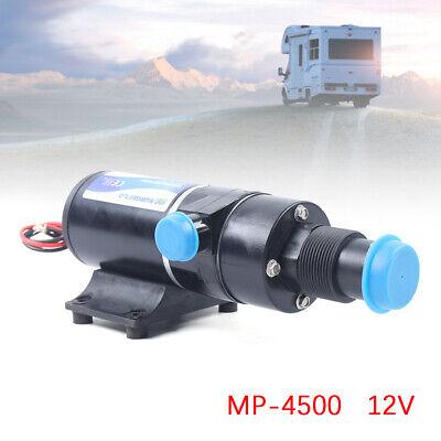 12v Macerator Pump - Wastetoiletseweragewatermarineboatcaravan