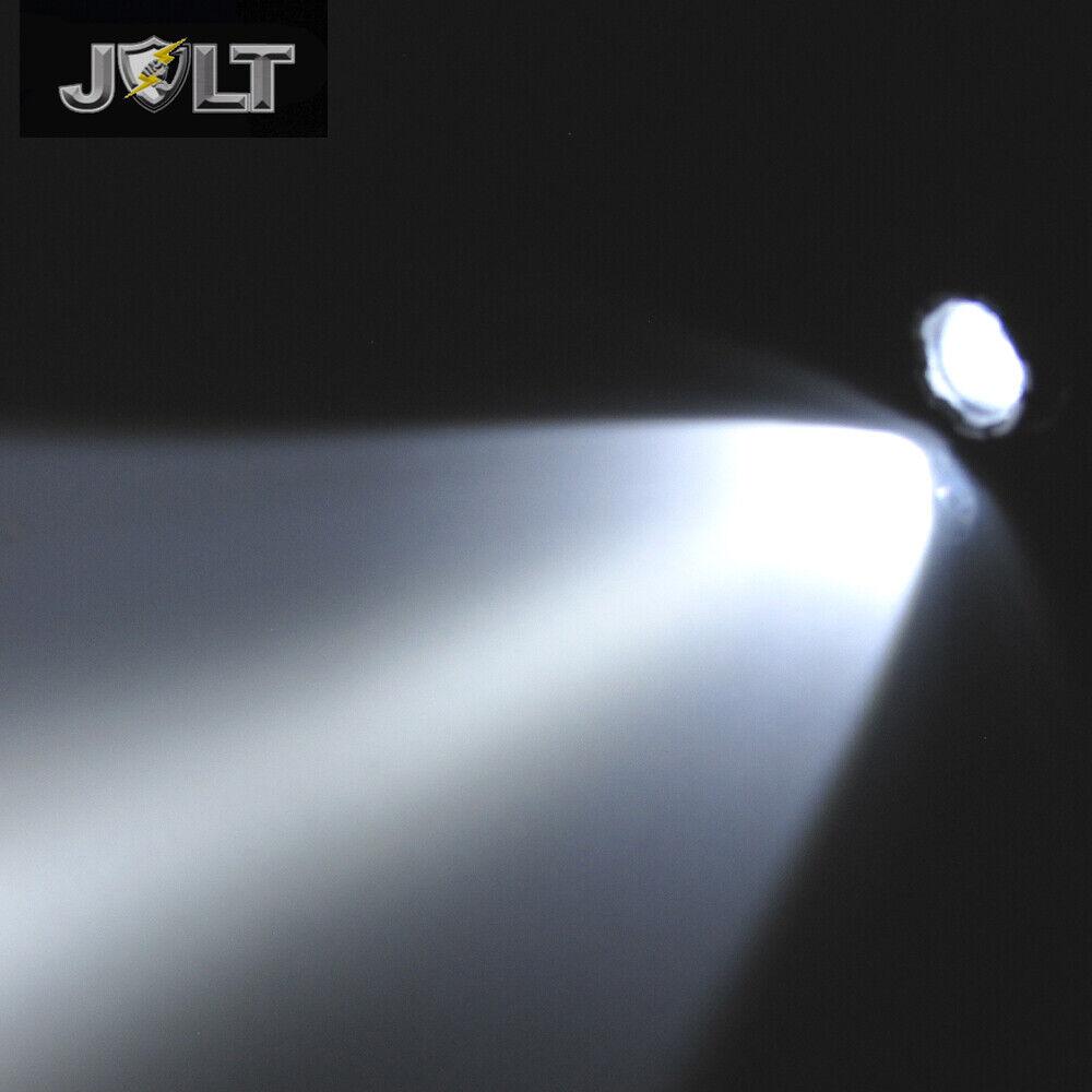 Jolt RhineStun Stun Gun Flashlight 75,000,000 Stunning Protection W/Holster BLK - $16.89
