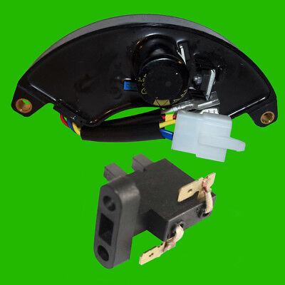 Launtop Avr Carbon Brush For 5kw 6kw 6.5kw 7kw 8kw Generator Voltage Regulator