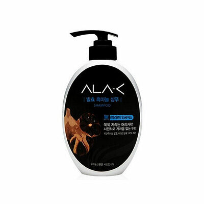 HCB coop - [ALA-C] Black Garlic Shampoo Smell Itching Scalp Remover Growing Fast